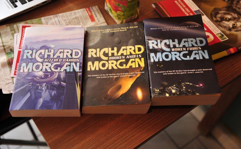 Richard Morgan – Takeshi Kovacs trilogy