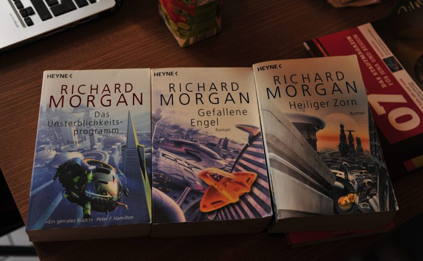 Richard Morgan – Takeshi Kovacs Trilogie