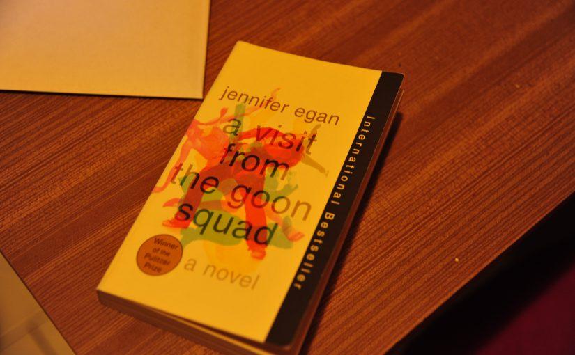 Jennifer Egan – A visit from the goon squad