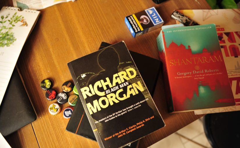 Richard Morgan – Black man