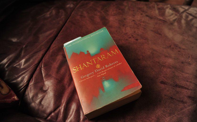 Gregory David Roberts – Shantaram
