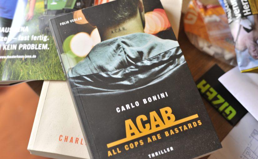 Carlo Bonini – ACAB