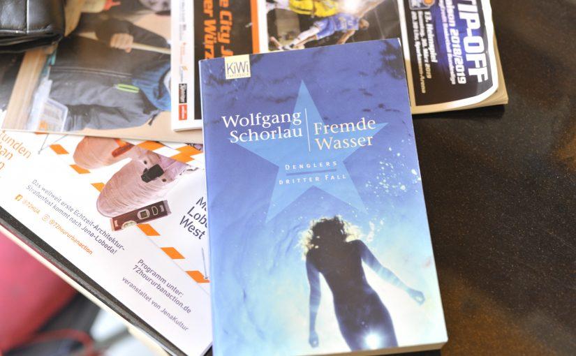 Wolfgang Schorlau – Stille Wasser