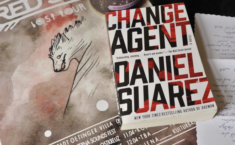 Daniel Suarez – Change Agent