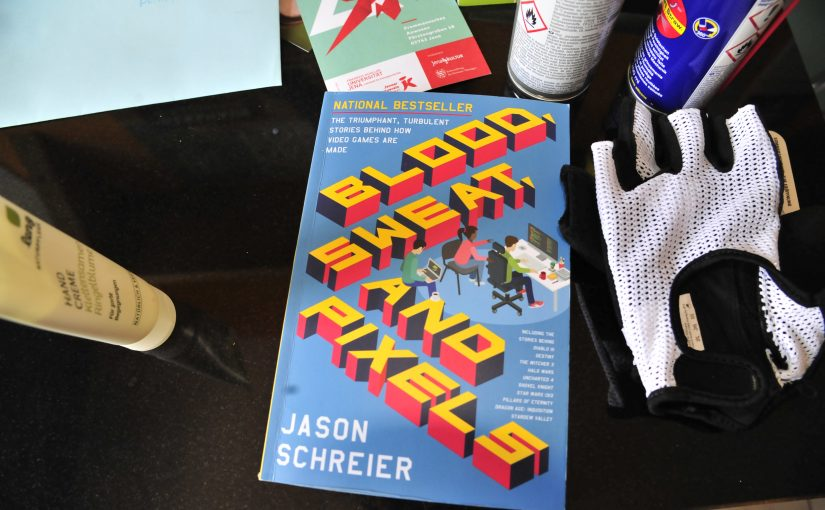 Jason Schreier – Blood, sweat and pixels