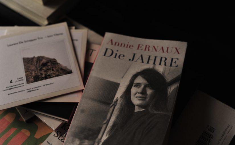 Annie Ernaux – Die Jahre