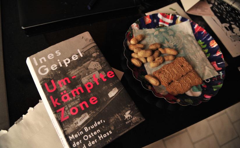 Ines Geipel – Umkämpfte Zone