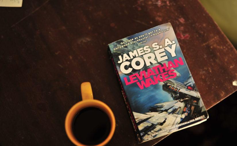 James S.A. Corey – Leviathan Wakes