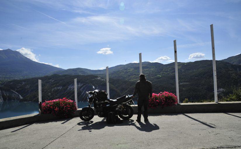 South France by bike