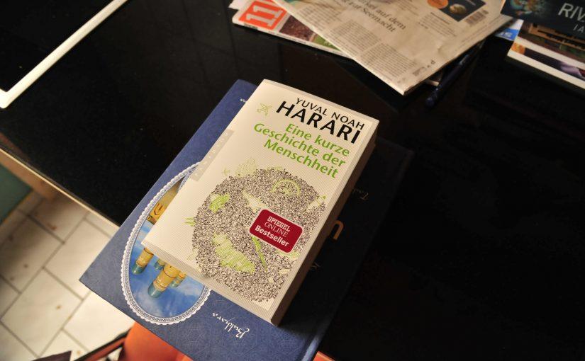 Y. N. Harari – Kurze Geschichte der Menschheit