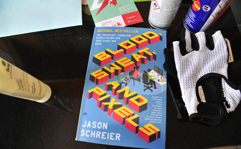 Jason Schreier – Blood, sweat and pixels